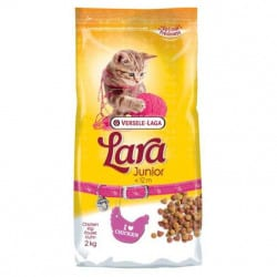 Croquettes pour chat Lara Junior