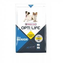 Croquettes pour mini chien senior Opti Life