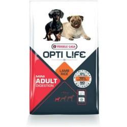 Croquettes pour petit chien adulte Opti Life Digestion