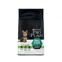 Croquettes pour mini et petit chiot chien ProPlan