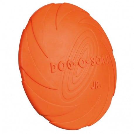 Dog disc, frisbee caoutchouc naturel