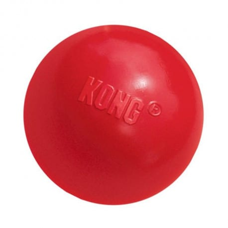 Kong Ball rouge pour chien
