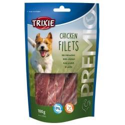 Friandises filet de poulet pour chien Premio