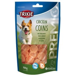 Chips de poulet pour chien - Premio Chicken Coins