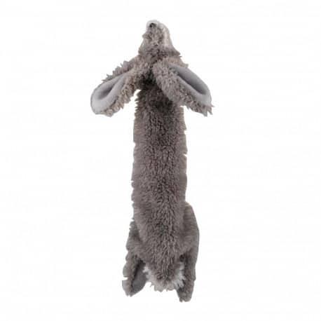 Lapin no stuffing, peluche pour chien