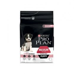 Croquettes pour chiot peau sensible ProPlan Puppy medium sensitive skin