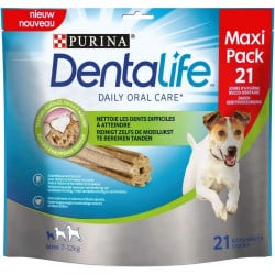Friandises pour chien Dentalife Snacks à mâcher grand format