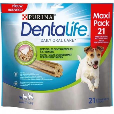 Friandises pour chien Dentalife Snacks à mâcher grand format