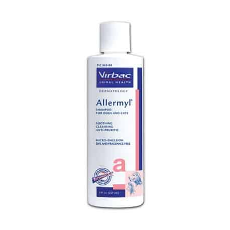 Shampooing Allermyl 200 ml pour chien