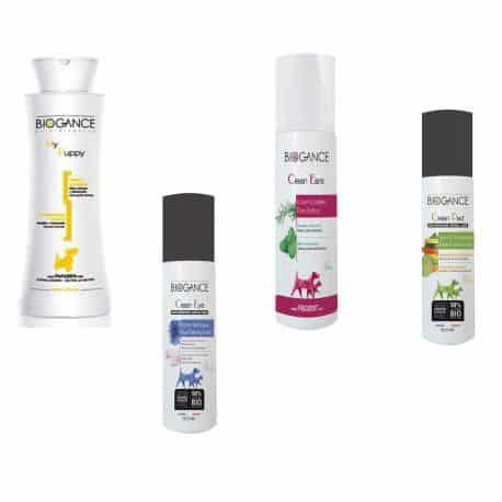 Lot Soins Biogance