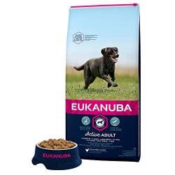 Croquettes pour chien adulte Eukanuba grandes races