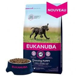 Croquettes pour chiot de grandes race Eukanuba