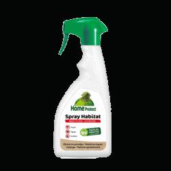 Home Protect spray habitat. Anti-puces et acariens -500ml