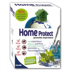 E.Granulé aspirateur antiparaistaire - Home Protect