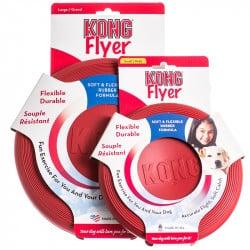 Kong Flyer Classic - Frisbee résistant pour chien