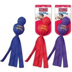 Kong Wubba adult - jouet à tentacule pour chien