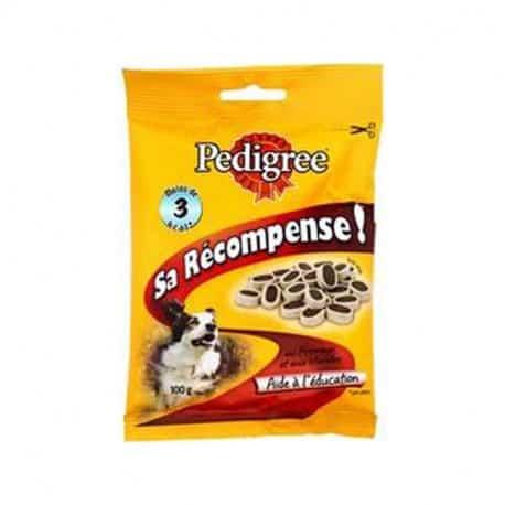 Pedigree Pal - Friandises pour chien, Sa Récompense Mini bouchées 140G