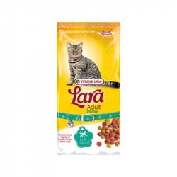 Croquettes pour chat adulte indoor Lara
