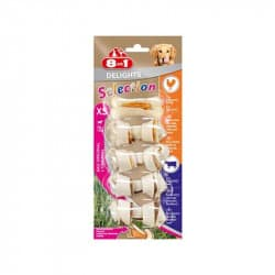 Os pour chien Delights selection XS 8in1