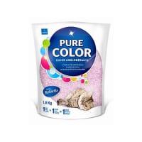 Litière Perlinette Pure Color 1.8 kg pour chat