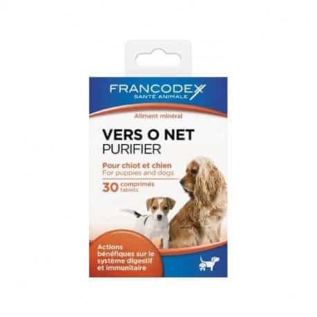 Vers O Net, vermifuge pour chien et chiot