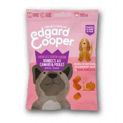 Gourmandise pour chien Edgard Cooper