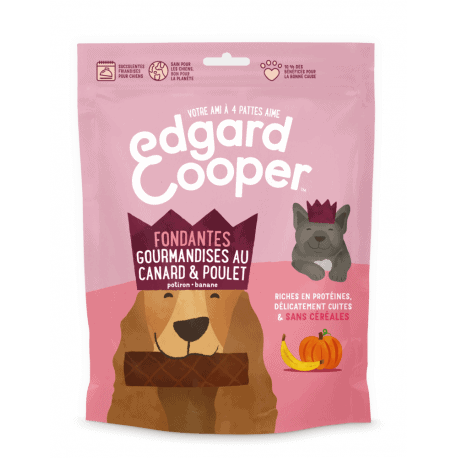 Bonbons pour chien Edgard Cooper