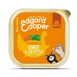 Barquette pour chat Edgard Cooper
