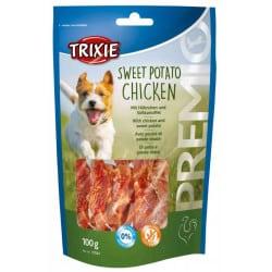 Friandises pour chien avec poulet et patate douce PREMIO