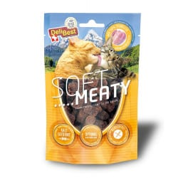 Friandise pour chat Delibest Soft Meatys
