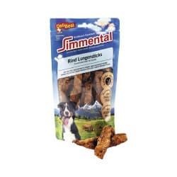 Friandise pour chien stick de poumon Delibest