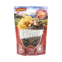 Friandise pour chat delibest 100% viande