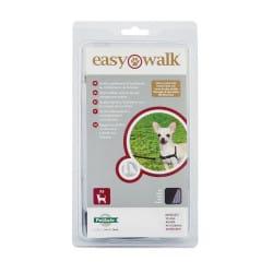 Harnais Easy Walk Noir pour chien