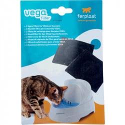 Vega Filtre fontaine à eau pour chat
