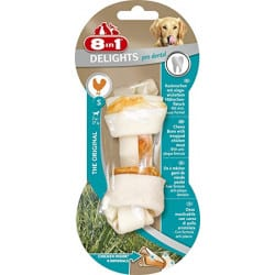 Friandises pour chien 8 in1 Dental Delights S