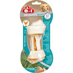 Friandises pour chien 8 in1 Dental Delights M