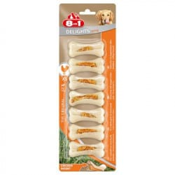 Friandises pour chien 8 in1 Delights strong XS