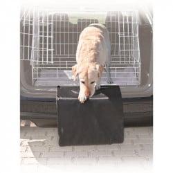 Protège Pare-choc pour chien noir