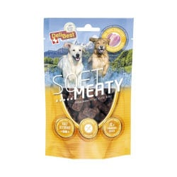Friandise pour chien Soft Meaty Delibest