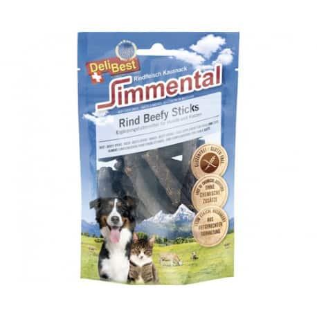 Friandises pour chien et chat sticks de boeuf