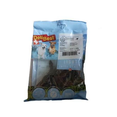 Friandise pour chien viande de kangourou Delibest