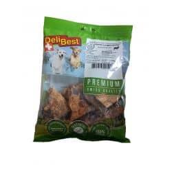 Friandise pour chien Poumon de Cerf Delibest