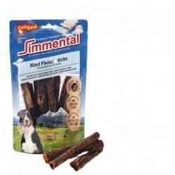 Friandise pour chien mini sticks de viande Delibest