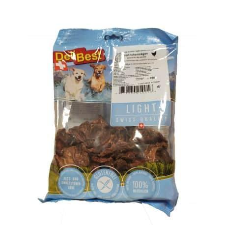 Friandise gésiers de poulet pour chien