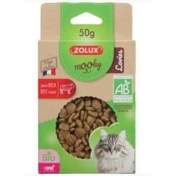 Friandises pour chat bio Mooky lovies