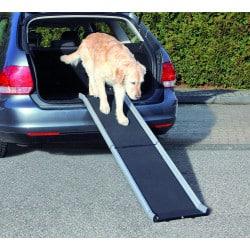 Rampe pour chien en aluminium