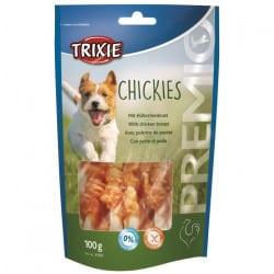 Friandises pour chien Premio chickies os avec filet de poulet 100gr