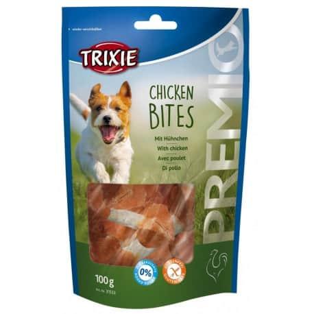 Friandises pour chien premio chicken morceaux