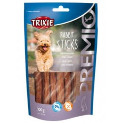 Friandises premio Rabbit Sticks 100 Gr