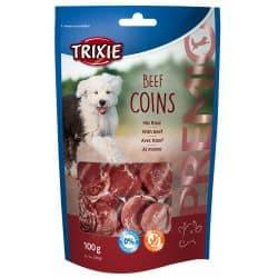 Friandises Premio Beef Coins 100g
